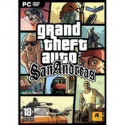 Grand Theft Auto GTA San Andreas Game PC