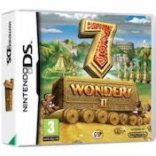 Ex-Display 7 Wonders II 2 Game DS Used - Like New
