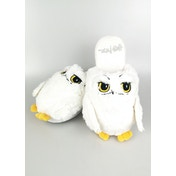 Harry Potter Hedwig White Ladies Slippers UK Size 5-7
