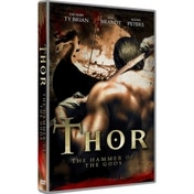 Thor Hammer Of The Gods DVD