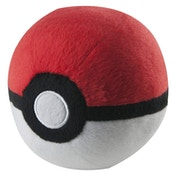 Pokemon - Poke Ball Plush