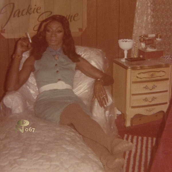 Jackie Shane - Any Other Way Gold Vinyl