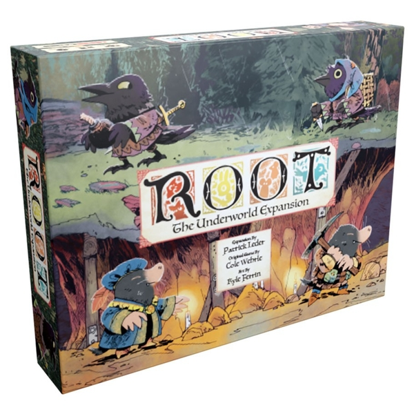 Root: The Underworld Expansion Board Game