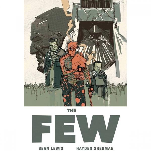The Few by Sean Lewis (Paperback, 2017)