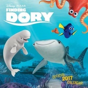 Finding Dory Official 2017 Calendar