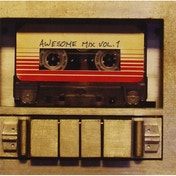 Various Guardians of the Galaxy: Awesome Mix Vol. 1 CD