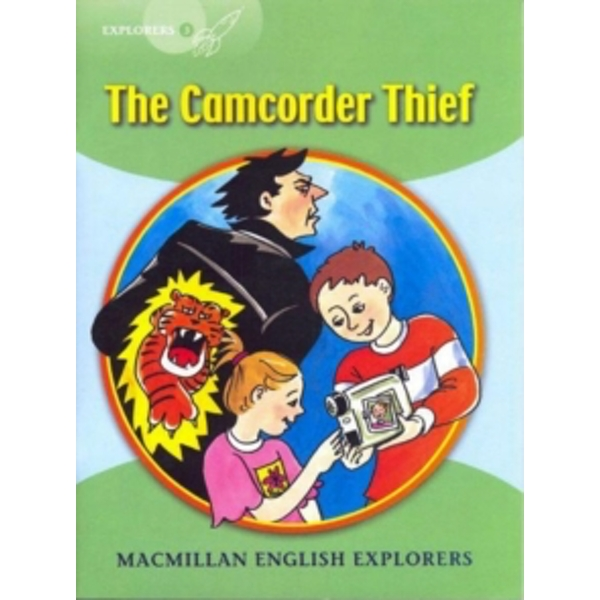 Explorers 3The Camcorder Thief by Richard Brown (Paperback, 2006)