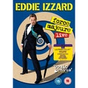Eddie Izzard - Force Majeure Live DVD