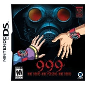 999 9 Hours, 9 Persons, 9 Doors Game DS (#)