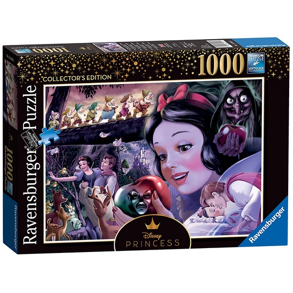 Ravensburger Disney Collector's Edition Snow White 1000 Piece Jigsaw Puzzle