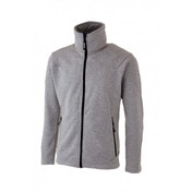 Hi-Tec Limay Men's Large Grey Fleece Jacket