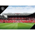 Manchester United Old Trafford 17/18 Maxi Poster