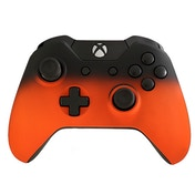 Orange Shadow Edition Xbox One Controller