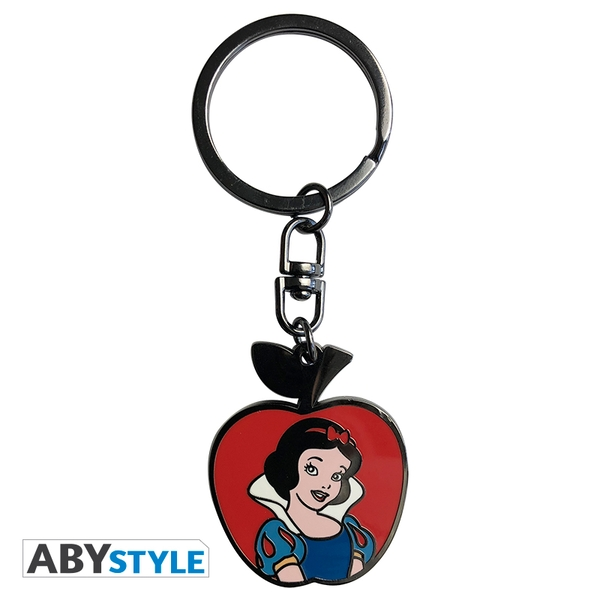 Disney - Snow White Metal Keyring