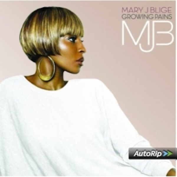Mary J. Blige - Growing Pains CD