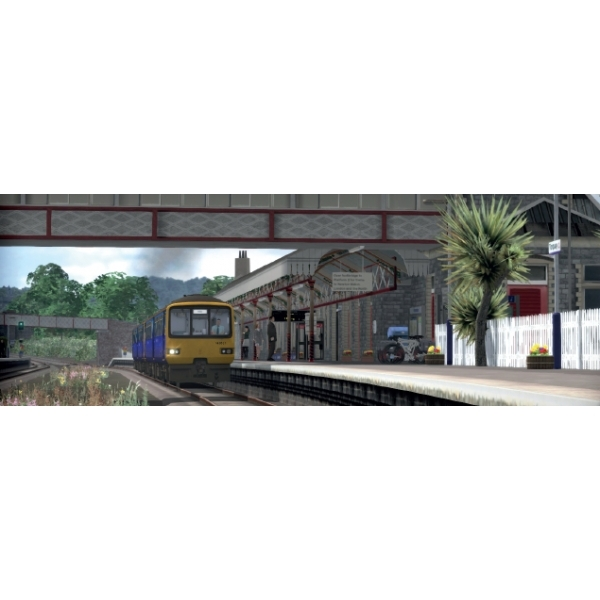 Train Simulator 2014 The Riviera Line PC Game - Image 5