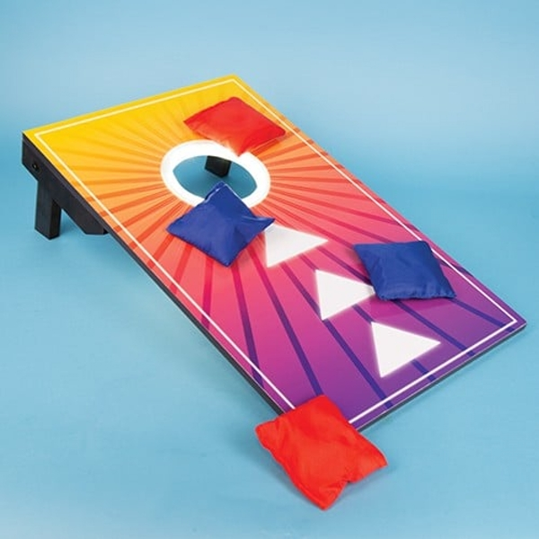 LED Bean Bag Toss