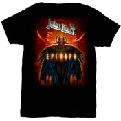 Judas Priest Epitaph Jumbo Mens TS: X Large