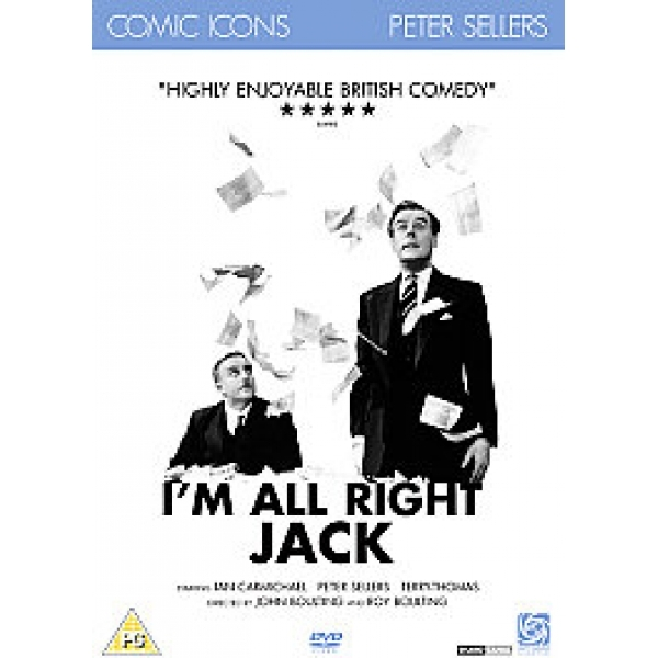 I'm All Right Jack DVD