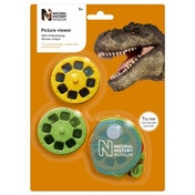 The Natural History Museum Picture Viewer Dinosaurs