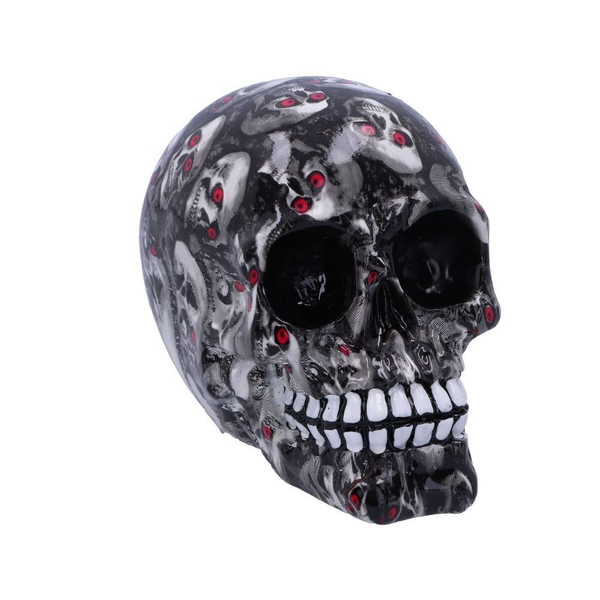 Bloodshot (Medium - Pack of 6) Red Eye Skulls