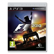 F1 Formula 1 One 2010 Game PS3