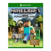 Minecraft Edition Favourites Pack Xbox One Game