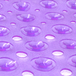 Non-Slip Extra Long Bath Shower Mat | M&W Purple  - Image 5