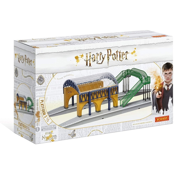 Hornby (Harry Potter) Platform 9 3/4 Model Building