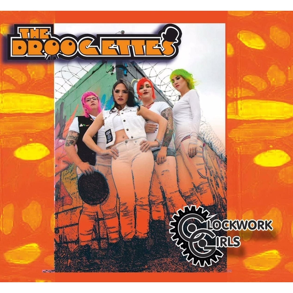 Droogettes - Clockwork Girls Vinyl