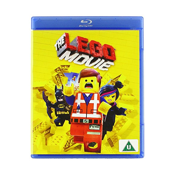 The Lego Movie 2014 Blu Ray