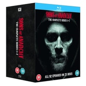 Sons Of Anarchy - Seasons 1-7 Blu-ray