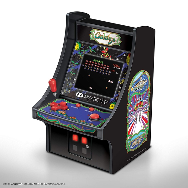 Galaga 6 Inch Collectible Retro Micro Player - Image 1