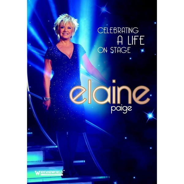 Elaine Paige - Celebrating A Life On Stage DVD
