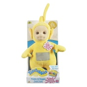 Laa-Laa (Teletubbies) Tickle and Giggle Soft Toy