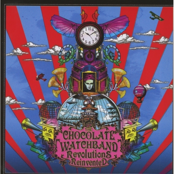 The Chocolate Watchband - Revolutions Reinvented CD