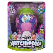 Hatchimals Colleggtibles Secret Scene Crystal Canyon