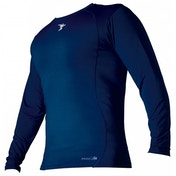 PT Base-Layer Long Sleeve Crew-Neck Shirt Medium Navy