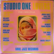 Soul Jazz Records Presents - Studio One Lovers Vinyl