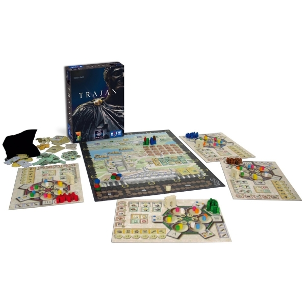 Trajan Board Game - Image 2