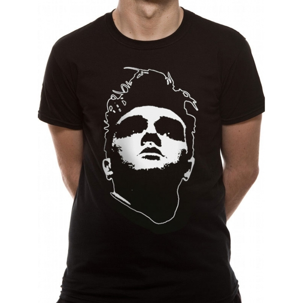 Morrissey - Head Men's X-Large T-Shirt - Black