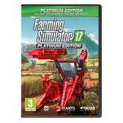Farming Simulator 17 Platinum PC Game