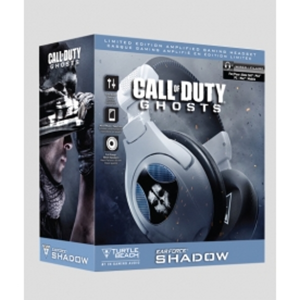 Turtle Beach Ear Force Call of Duty Ghosts Shadow Headset PS3, Xbox 360, PC, Mac & Mobile