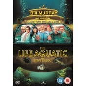 The Life Aquatic with Steve Zissou DVD
