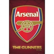 Arsenal Club Crest 2013 Maxi Poster