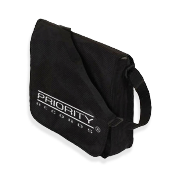 Priority - Priority Logo Flaptop Record Bag