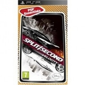 Split Second Velocity Essentials Game PSP