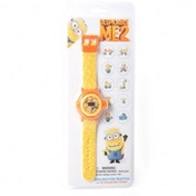 Despicable Me 2 Minion Projector Watch