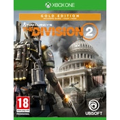 The Division 2 Gold Edition Xbox One Game (with Bonus DLC)