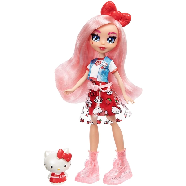 Eclair Doll & Hello Kitty Playset